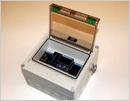 Montaje del PQube como instrumento portable